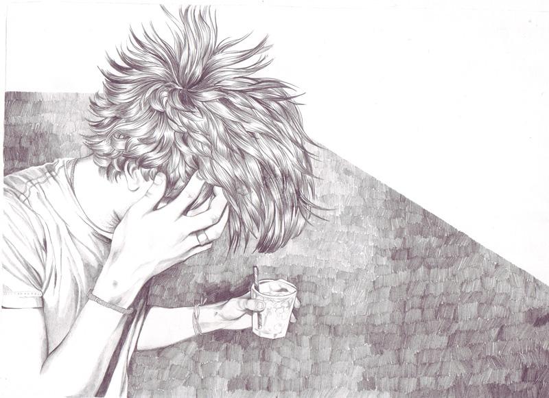 Exterior: Esra Roise Illustrations- Great Hair