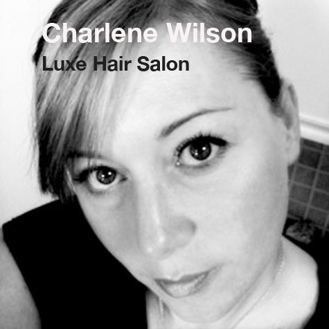 20 questions charlene from luxe hair salon the parlour for Lux hair salon