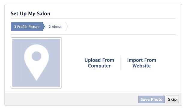 facebook upload image