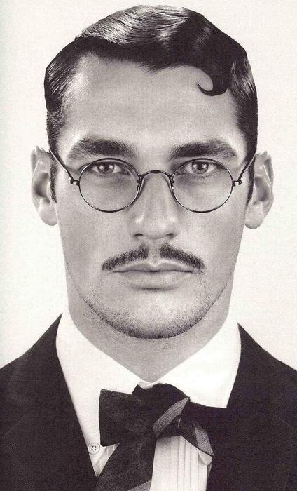 Exterior: Movember Moustache Styles From Pinterest
