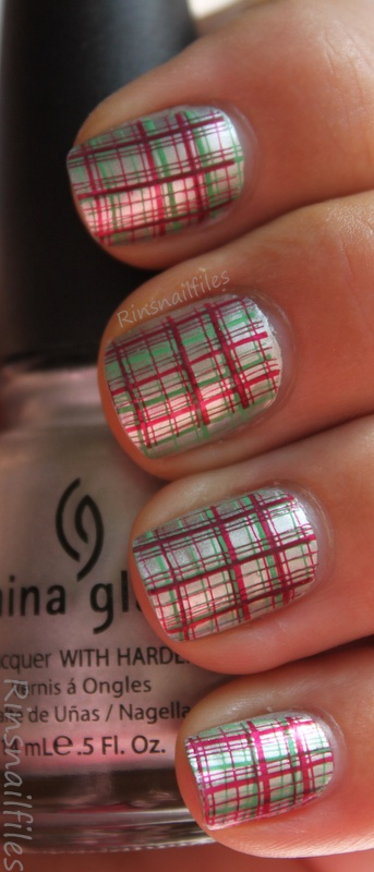 Holiday Nail Art The Parlour By Salonmonster
