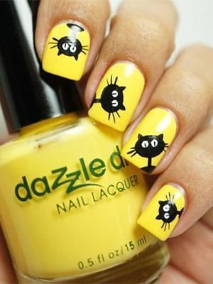cat nails from MyBeautyPage.com