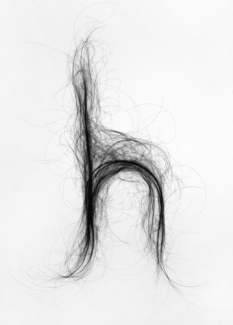 hair typography h