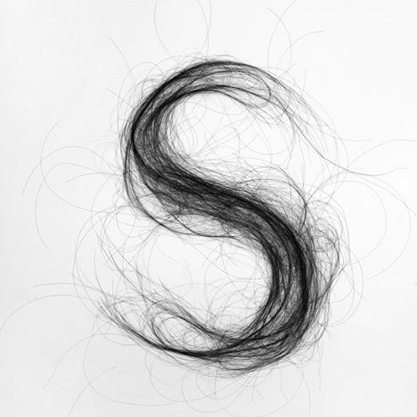hair typography s