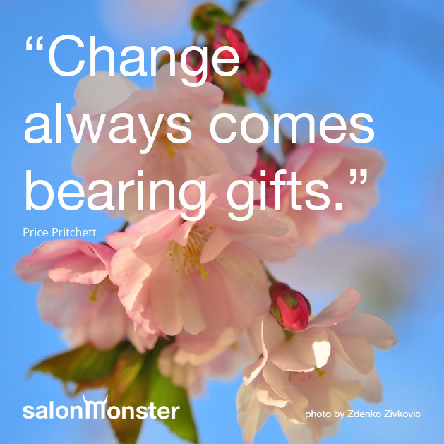 6 tips to make change happen in your salon the parlour for Absolutely you salon