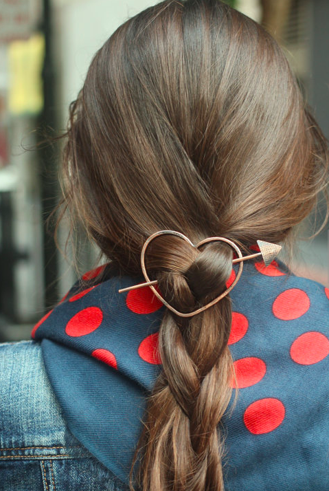 heart-hair-slide-brass-hair-clip