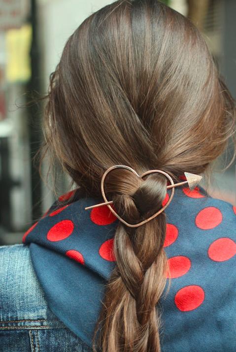 heart-hair-slide-brass-hair-clip