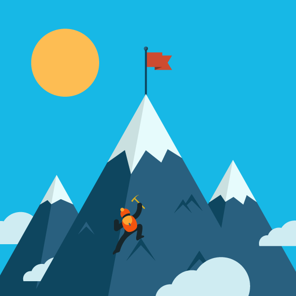 When big goals get in the way: smaller goals to the rescue