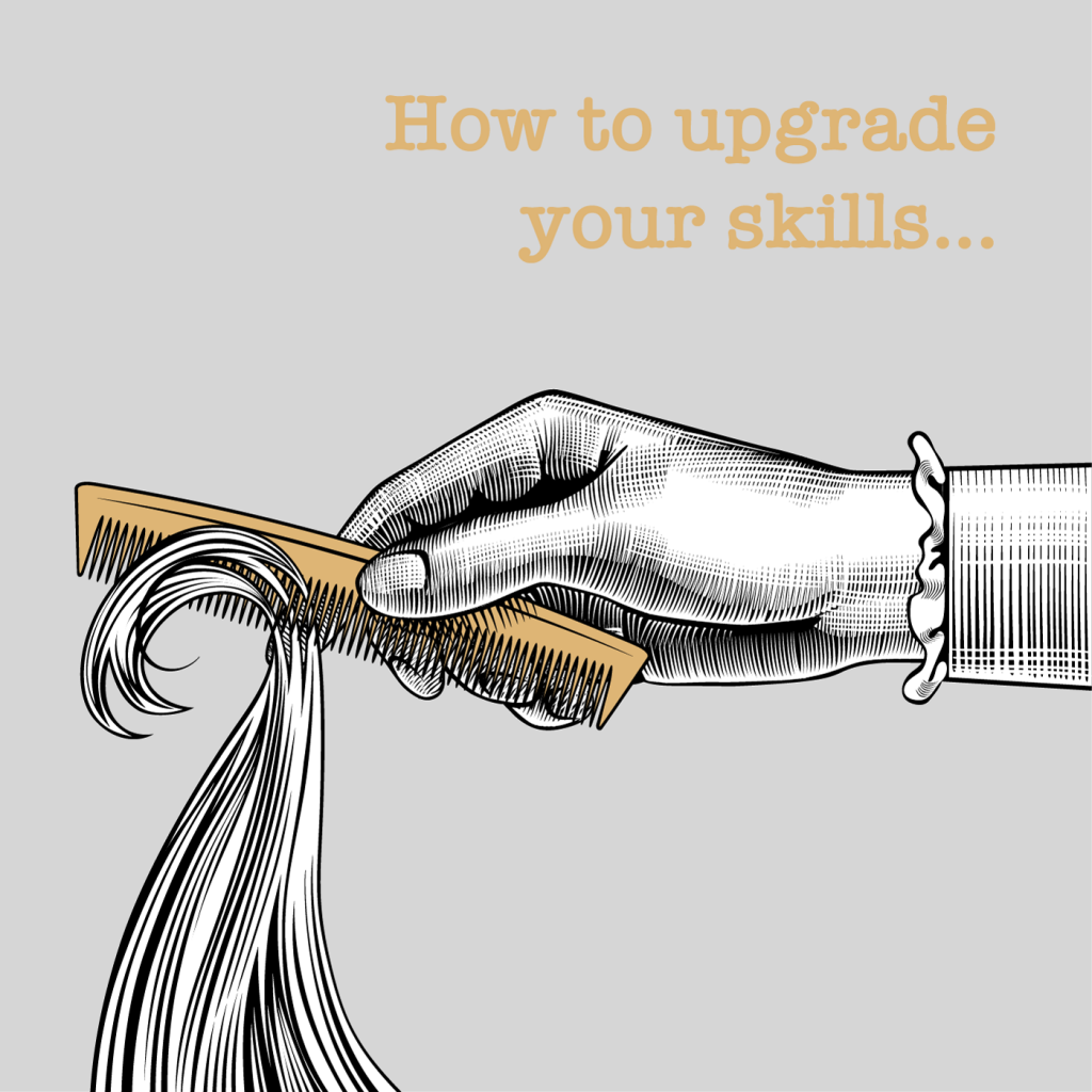 How to upgrade your skills as a hair stylist or salon owner